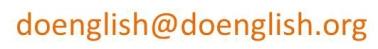 email doenglish