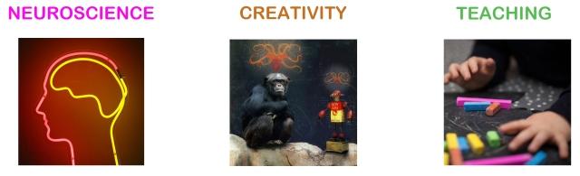 NEUROSCIENCE CREATIVITY TEACHING